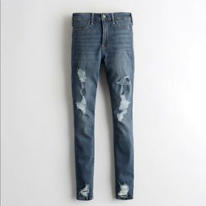 Hollister advanced  jeans